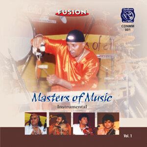 Pandit Ronu Majumdar, Louis Banks, Sivamani 歌手頭像