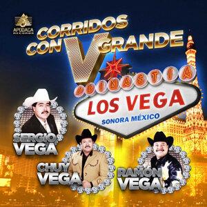 Ramon Vega, Sergio Vega, Chuy Vega 歌手頭像