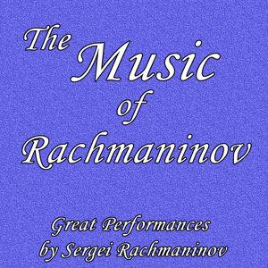 Sergei Rachmaninoff, Eugene Ormandy, Leopold Stokowski, Philadelphia Orchestra 歌手頭像
