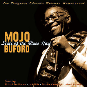 Mojo Buford 歌手頭像