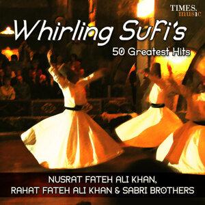 Nusrat Fateh Ali Khan, Rahat Fateh Ali Khan, Sabri Brothers 歌手頭像