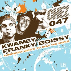 Kwamey, Franky Boissy 歌手頭像