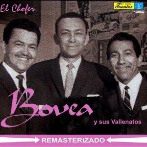 Bovea y sus Vallenatos 歌手頭像