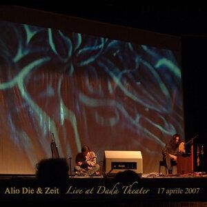 Alio Die, Zeit 歌手頭像