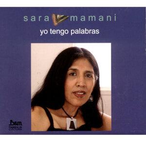 Sara Mamani 歌手頭像