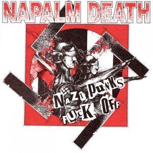 Napalm Death (輾核天皇樂團) 歌手頭像