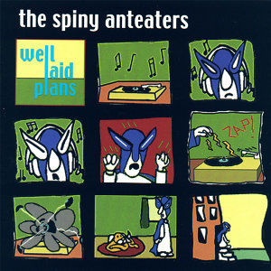 The Spiny Anteaters
