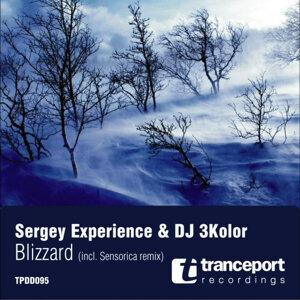 Sergey Experience, DJ 3Kolor 歌手頭像