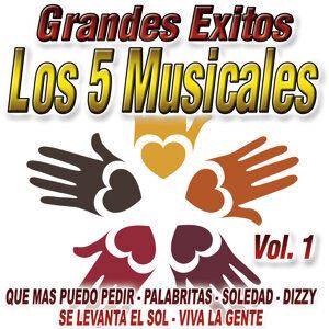 Los 5 Musicales