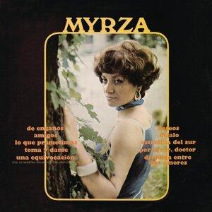 myrza 歌手頭像