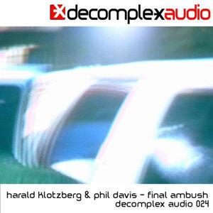 Harald Klotzberg, Phil Davis 歌手頭像
