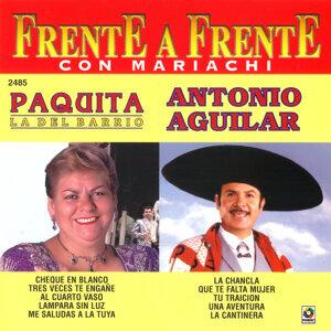 Antonio Aguilar / Paquito La Del Barrio 歌手頭像