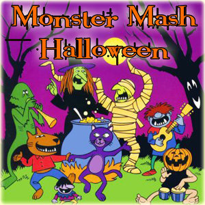Monster Mash Halloween