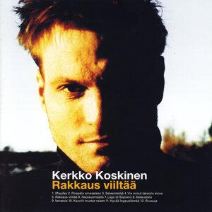 Kerkko Koskinen 歌手頭像