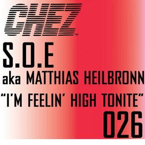 S.O.E Aka Matthias Heilbronn 歌手頭像