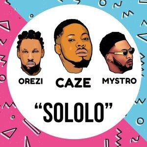 Caze 歌手頭像