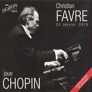 Christian Favre 歌手頭像