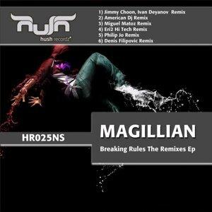Magillian 歌手頭像