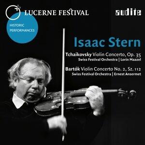 Isaac Stern, Schweizerisches Festspielorchester, Lorin Maazel & Ernest Ansermet 歌手頭像