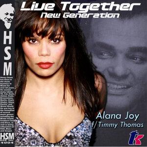 Alana Joy 歌手頭像