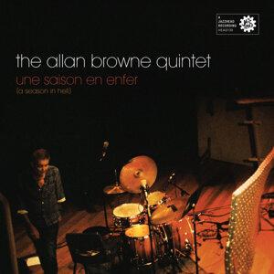 Allan Browne Quintet 歌手頭像