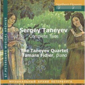 Taneyev Quartet 歌手頭像