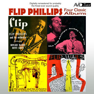The Flip Phillips - Buddy Rich Trio 歌手頭像