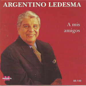 Argentino Ledesma 歌手頭像
