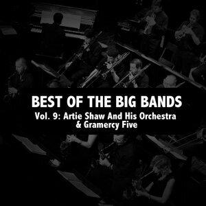 Artie Shaw|His Orchestra|Gramercy Five 歌手頭像