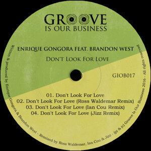 Enrique Gongora 歌手頭像