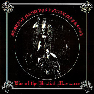 Bestial Mockery, Unholy Massacre 歌手頭像