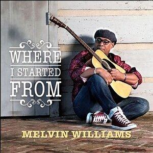 Melvin Williams 歌手頭像
