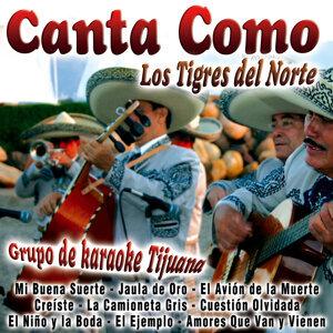 Grupo de karaoke Tijuana 歌手頭像