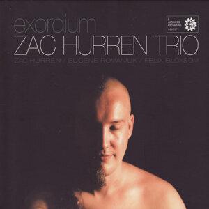 Zac Hurren Trio 歌手頭像