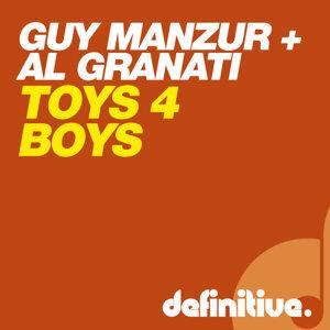 Guy Mantzur, Al Granati 歌手頭像