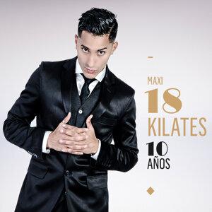 18 Kilates 歌手頭像