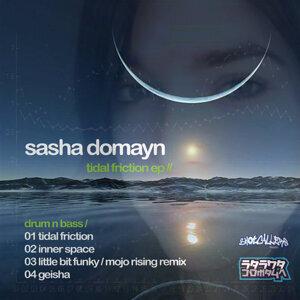 Sasha Domayn 歌手頭像