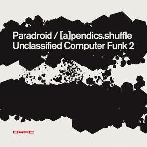 Paradroid/[a]pendics.shuffle 歌手頭像