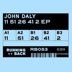 John Daly 歌手頭像