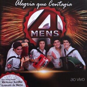 4 Mens 歌手頭像
