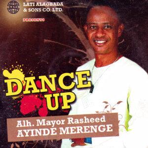 Alh. Mayor Rasheed Ayinde Merenge 歌手頭像