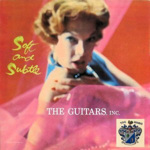 The Guitars Inc. 歌手頭像