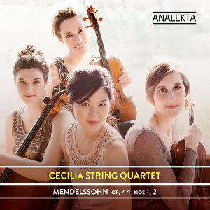 Cecilia String Quartet 歌手頭像