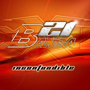 Banda 21 歌手頭像