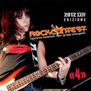 Rock Contest 2012 Serata 04 歌手頭像