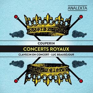 Luc Beauséjour - Clavecin en Concert 歌手頭像
