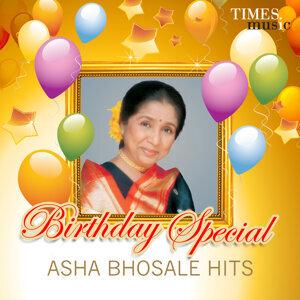 Asha Bhosale 歌手頭像