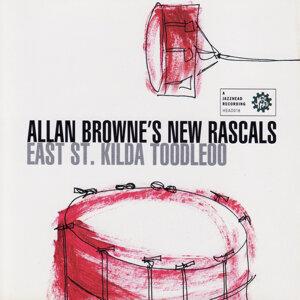 Allan Browne's New Rascals