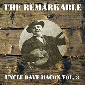 Uncle Dave Macon 歌手頭像