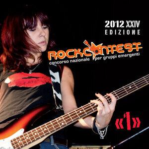 Rock Contest 2012 Serata 01 歌手頭像
